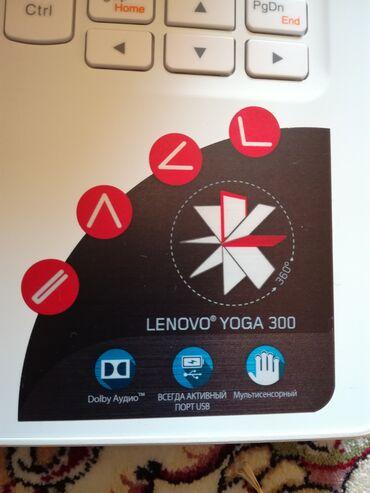 "11.6"" Ноутбук Lenovo Yoga 300-11IBR белыйХарактеристики"