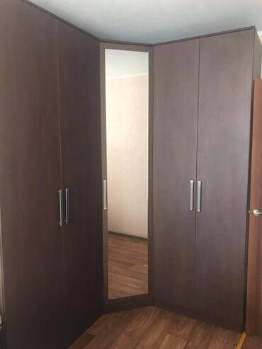 топчан из дерева в Кыргызстан: Спальный шкаф в отличном состоянии! Собран по заказу, качественное