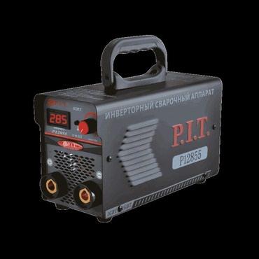 СВАРКА 285 А pit12855  варит до 5ки электрод   Мощность - 5,2кВт  Свар