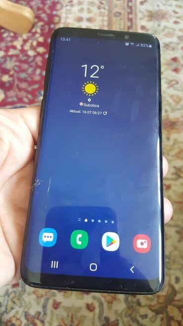 Mobilni telefoni | Subotica: Upotrebljen Samsung Galaxy S9 64 GB crno