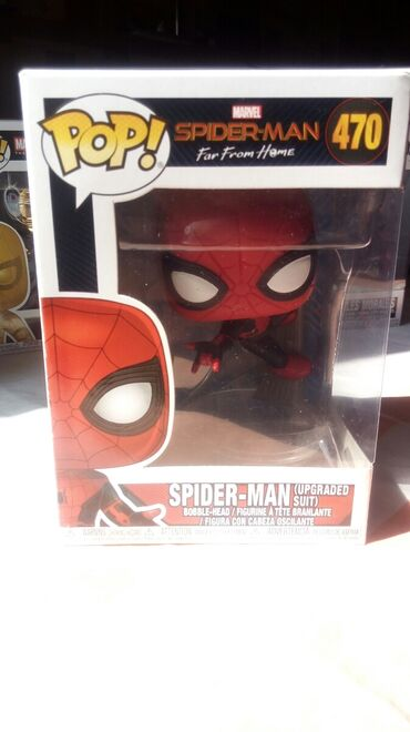 Funko Pop Spider Man Number:470