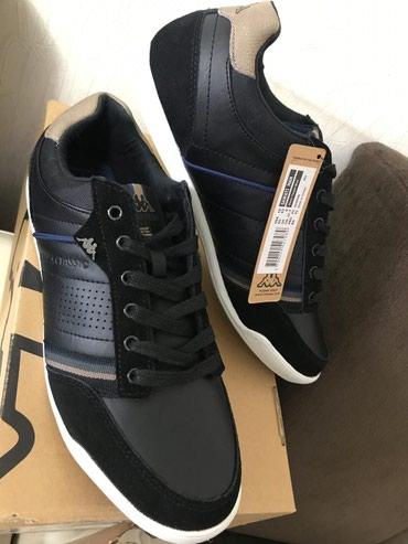 Мужские кросовки Kappa новые! 43 размер