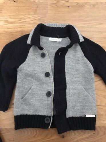 Брендовый итальянский свитерок на мальчика от 1/3 лет!!! На зиму очень в Бишкек