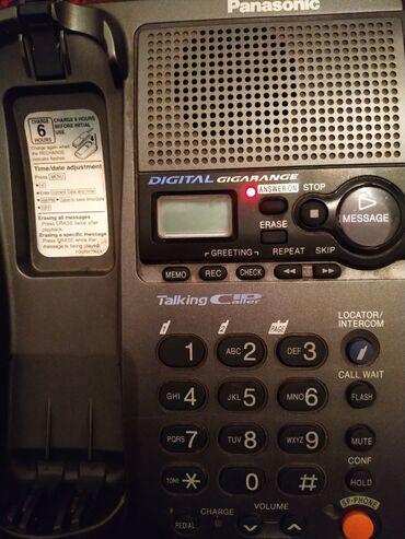 """Радиотелефон """"Panasonic"""" Цена:700 Торг есть. Город Кара-Балта"""