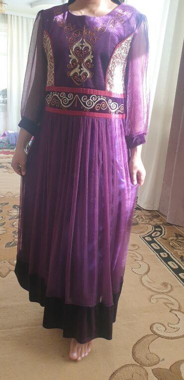 Личные вещи - Михайловка: Продаю платье 50 размера, наделали один раз