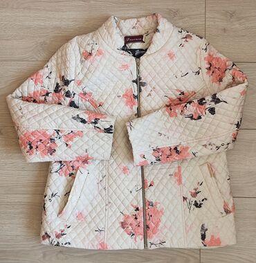 Личные вещи - Садовое (ГЭС-3): Продаю женскую демисезонную куртку в очень хорошем состоянии. 54