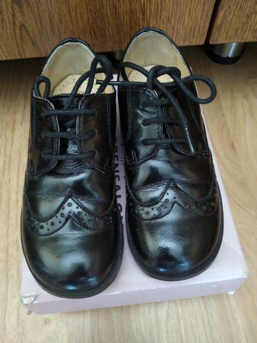 детские лаковые туфли в Азербайджан: Детские лакированные туфли английского бренда Childrensalon. Одеты 1