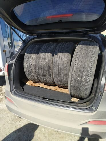 Автозапчасти и аксессуары - Сарай: Шины и диски