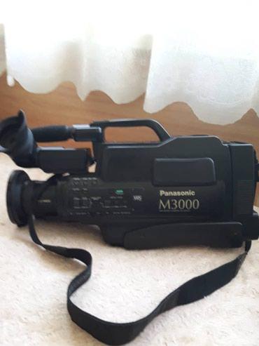 видеокамера миниатюрная в Кыргызстан: Кассетная видеокамера Panasonic M3000