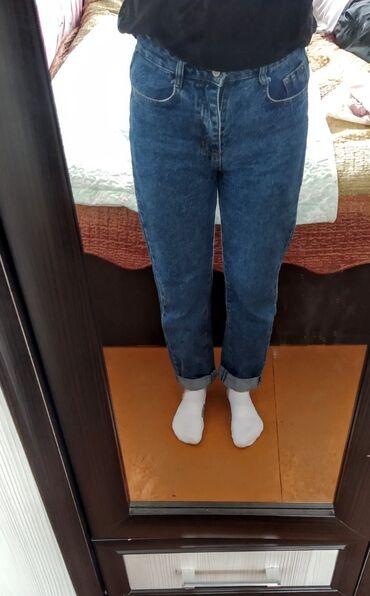 Женская одежда - Кой-Таш: Джинсы 27р(маломерят)Худышкам самый раз,носила только один раз на пару