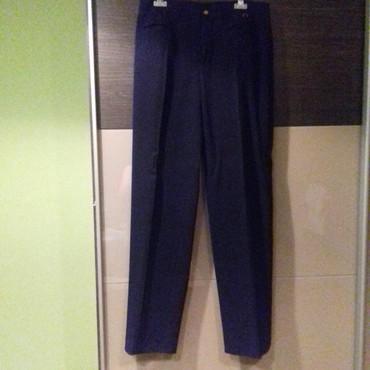 Muška odeća | Cuprija: Original Versace Pantalone, vel.34 odnosno 48, elegantne, iz Austrije