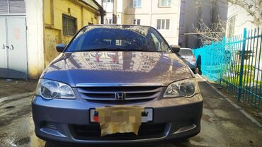 Honda Odyssey 2.3 л. 2001 | 216 км