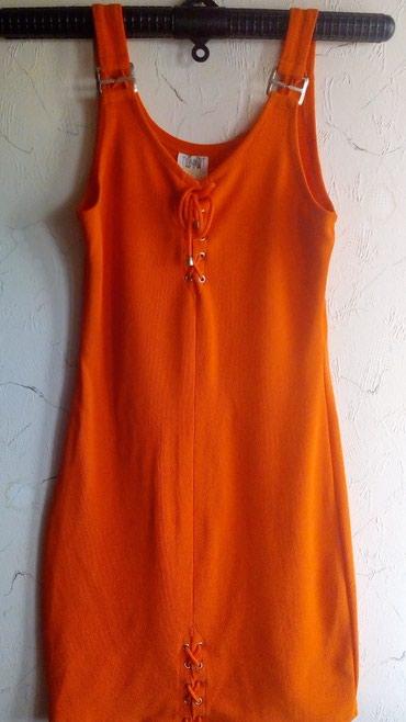 Nova haljina kratka...sa elastinom..obim - Kraljevo