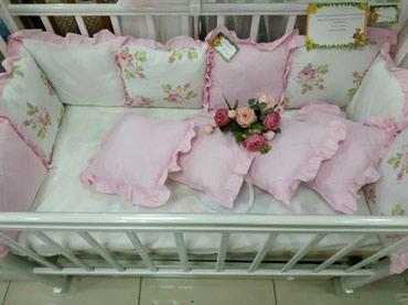 бортиков для детской кроватки в Бишкек