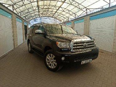 Toyota - Модель: Sequoia - Бишкек: Toyota Sequoia 5.6 л. 2011   183000 км