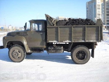Грузовые перевозки - Кант: Доставка угля кара-кече кара-жара шабыркуль