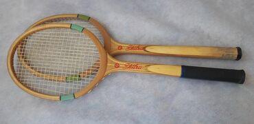 Ракетки - Кыргызстан: Продаются ракетки для большого тенниса оригинал Советские в хорошем