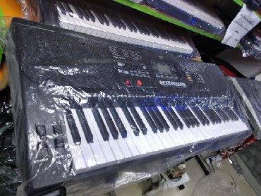 Pianino 5 oktava həcmində elektron