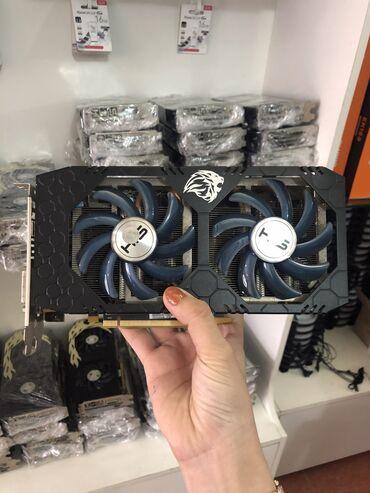 Продаю RX470 4GB от компаний HIS  Холодная и тихая а главное качествен