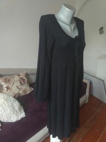 Pletena haljina 40/42 .  Potpuno nova haljina, idealna za jesen/zimu - Kraljevo