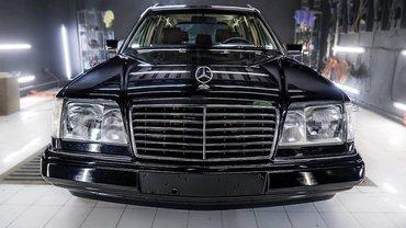 Автозапчасти - Бишкек: Всё на легковые Mercedes-Benz!!! Поршня! Кольца! Вкладыши! Прокладки!