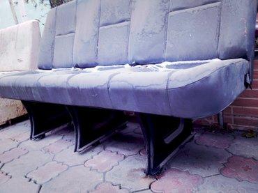 Сиденья для маршруток. Торг уместен. в Бишкек
