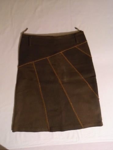 Slo kosti elegantna - Srbija: Kvalitetna suknja za svaki dan, za posao i sl. lako se kombinuje