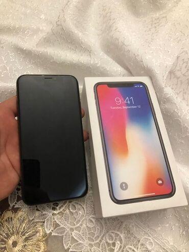 Новый iPhone X 64 ГБ Черный