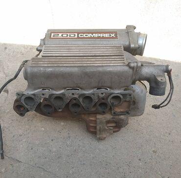 Comprex, компрекс, нагнетатель для дизеля Mazda. Полный
