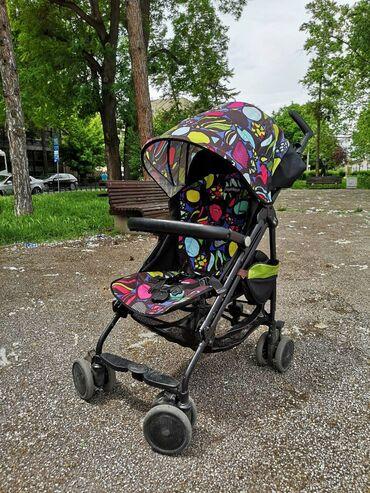 Za decu - Srbija: Odlicna lagana (jedna od najlaksih) kisobran kolica vrhunskog kvalitet