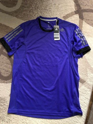 спортивны в Кыргызстан: Продаю футболку, Adidas оригинал . Размер Lцена 2500 сом