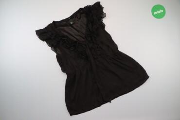 1537 объявлений: Жіноча блузка з мереживом H&M, р. L   Довжина: 63 см Напівобхват г