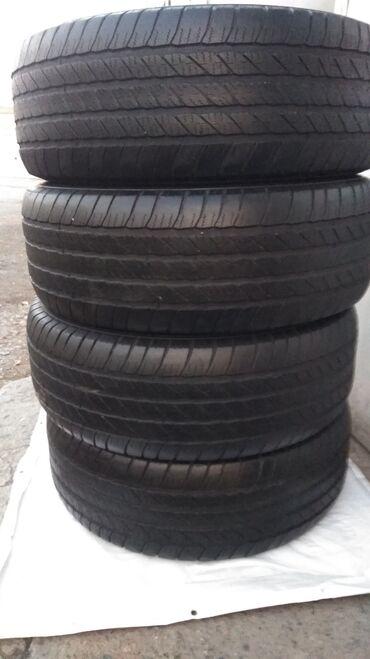 шины 265 65 r17 в Кыргызстан: Продам комплект всесезоной резиныMISHELIN, производства USA, размер
