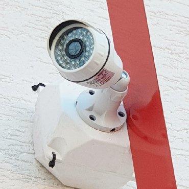 4k ip cctv cameras в Азербайджан: Камера -____видеонаблюдения установка ремонт и продоть Подключение к