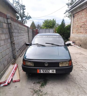 двигатель фольксваген поло 1 4 бензин в Ак-Джол: Volkswagen Passat 1.8 л. 1988