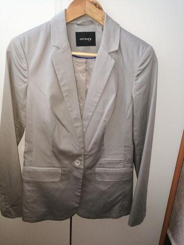 Ženska odeća | Novi Pazar: Sako Orsay, vel.S, nosen jednom, bukvalno nov