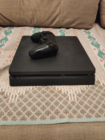 Электроника - Кок-Джар: PlayStation 4 slim 500 Гб.Состояние отличное полный комплект все