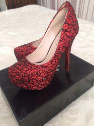 37 размер Шикарные туфли в Бишкек
