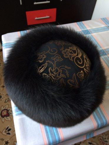 Продаю шапку в отличном состоянии! в Лебединовка