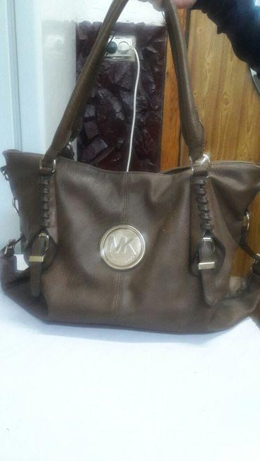 Продаю коричневую сумку ,замки целые ,очень вместительная сумка в Бишкек