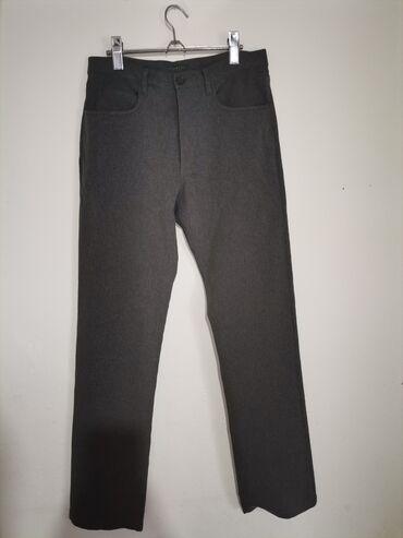 Pantalone elegantne - Srbija: Muške elegantne pantaloneBroj 32/34Mere Poluobim struka 41 cmDuzina