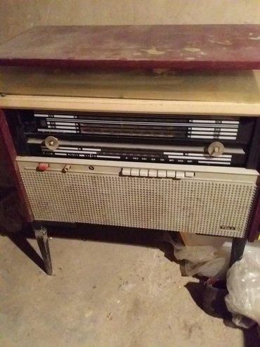 Gəncə şəhərində Antikvar yral radio