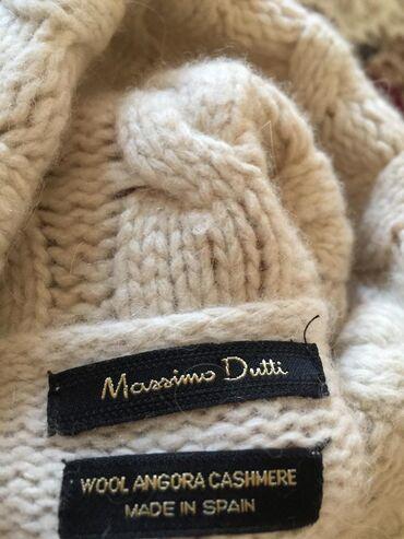 женские-белые-свитера в Азербайджан: Panço təmiz yun qeyilmiş 25m