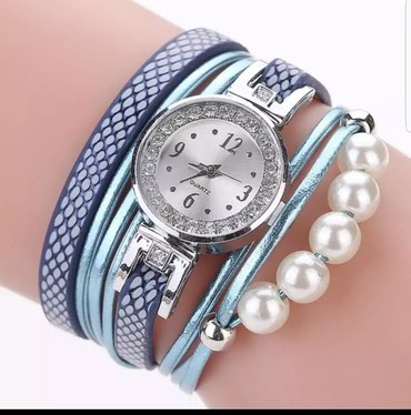 Женские Синие Наручные часы в Бишкек