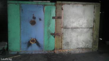 Морозильная камера 15 кубов. торг возможен в Кара-Балта