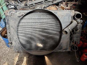 даф в Кыргызстан: Радиатор даф XF95