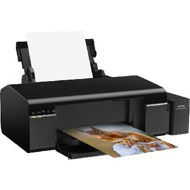 принтер epson sx535wd в Кыргызстан: Продаю принтер EPSON L805!!! 6 цветныйформат А4скорость печати 37-38