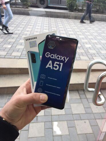 Samsung a51 kabura - Azərbaycan: Yeni Samsung A51 64 GB yaşıl