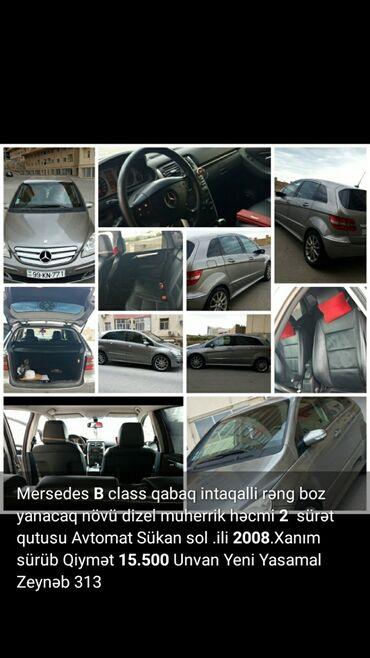 форсунки дизель мерседес в Азербайджан: Mercedes-Benz 2 л. 2008