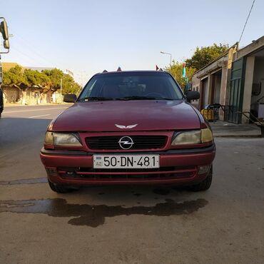volkswagen 1995 в Азербайджан: Opel Astra 1.6 л. 1995   285000 км